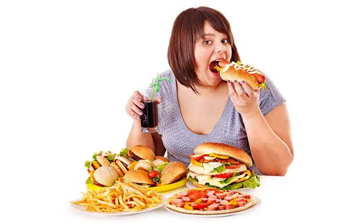 Alimentazione sbagliata Quando il cibo uccide più del fumo