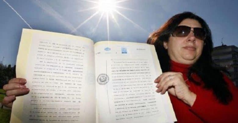 Marìa Angeles Duran Sono la proprietaria del sole, pagatemi per usarlo