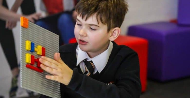 Lego Braille Bricks presto sul mercato i mattoncini per i non vedenti