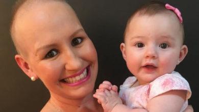 Cancro in gravidanza rifiuta l'aborto e salva sia lei che sua figlia