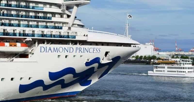 Studio americano sul Coronavirus, partecipano i passeggeri della Diamond Princess