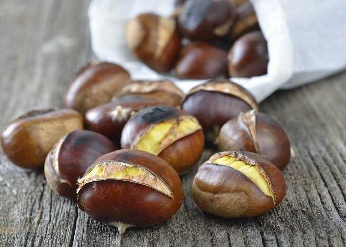 Benefici delle castagne: ottime alleate contro l'anemia e il colesterolo