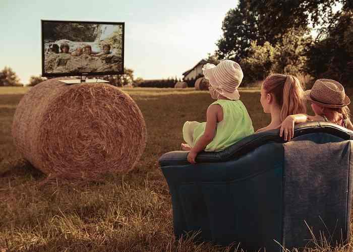 Benessere psicologico a rischio? Combattere lo stress con la natura in tv