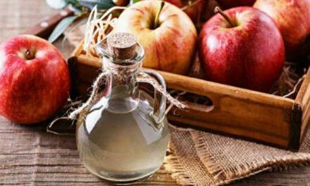 Aceto di mele sui capelli: ecco perché usarlo
