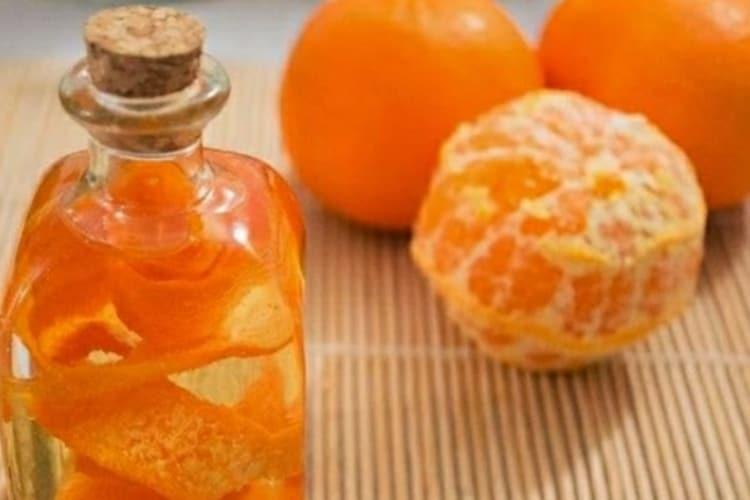 Buccia di mandarino: rimedi naturali su come utilizzarla