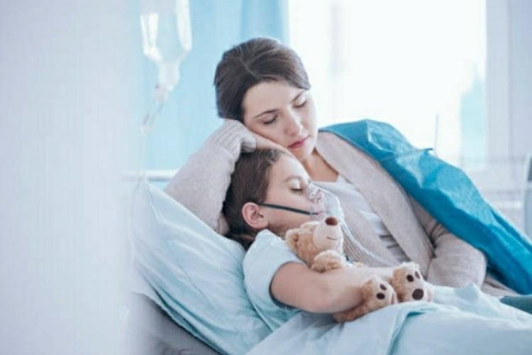 Dedica di una mamma per i bambini del Santobono